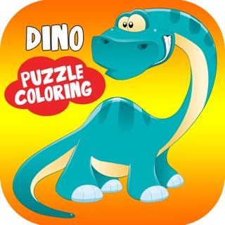 Dinozor Park Boyama Kitabı App Storeda