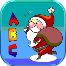 Activities of Santa Claus ABC Alphabet Learning Easy For Baby