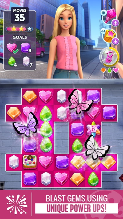 Barbie™ Sparkle Blast™ screenshot-3