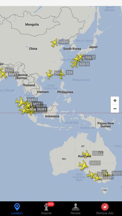 Air Tracker For Qatar Airways-2