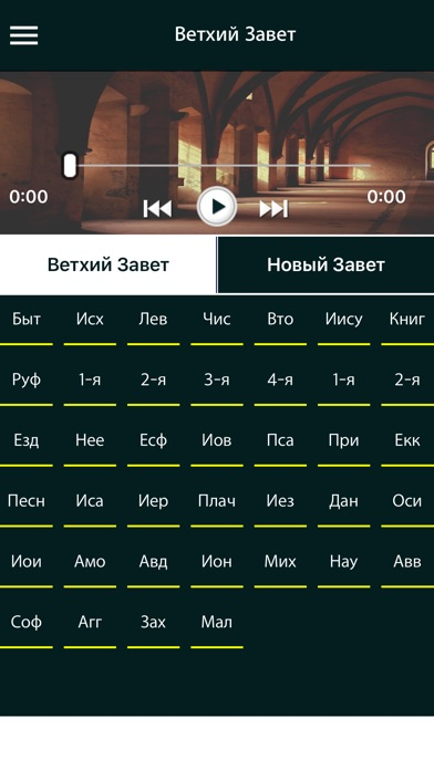 Russian Bible with Audio - Библия с аудио app image