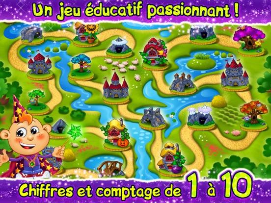Comptage & Chiffres. Jeux éducatifs pour enfants