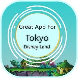 Great App To Tokyo Disney Land