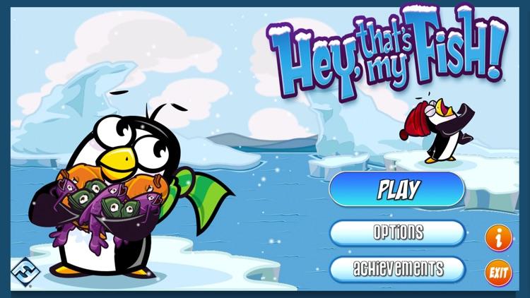 Hey, That's My Fish! HD screenshot-0