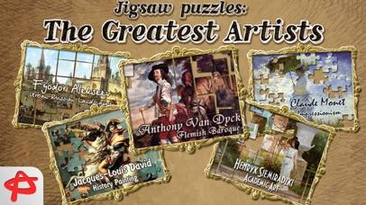 Greatest Artists: Jigsaw Puzzle screenshot 6