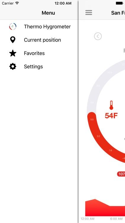 Thermo Hygrometer (10 Days Thermal Comfort, THI) screenshot-3