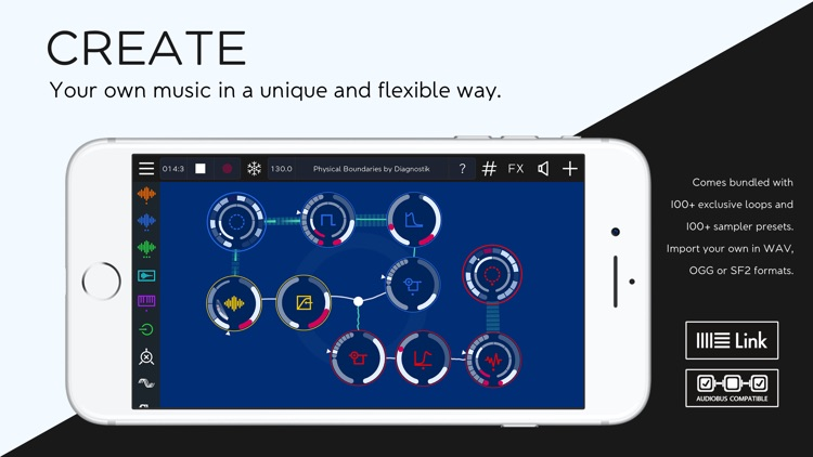 ROTOR - Tangible Music Synth