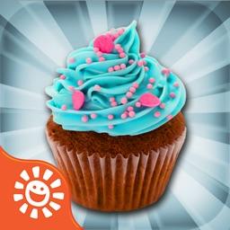 Cupcake Maker Games: Makeup & Bake Crazy Cupcakes