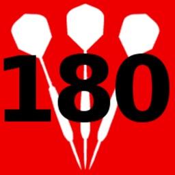 180 Darts Scorer