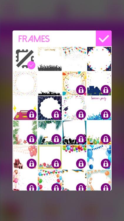 Video Invitations Pro – Best SlideShow Editor screenshot-3