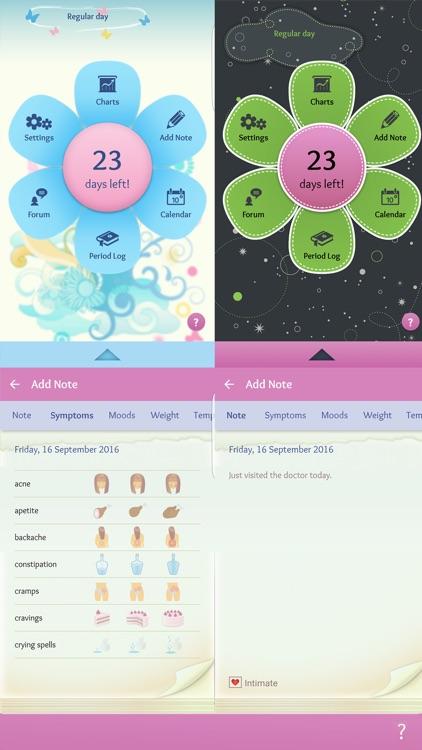 Period Diary Pro (Period & Ovulation Tracker) screenshot-4