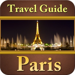 Paris Offline Map Travel Explorer