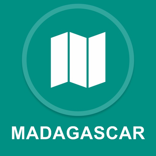 Madagascar : Offline GPS Navigation