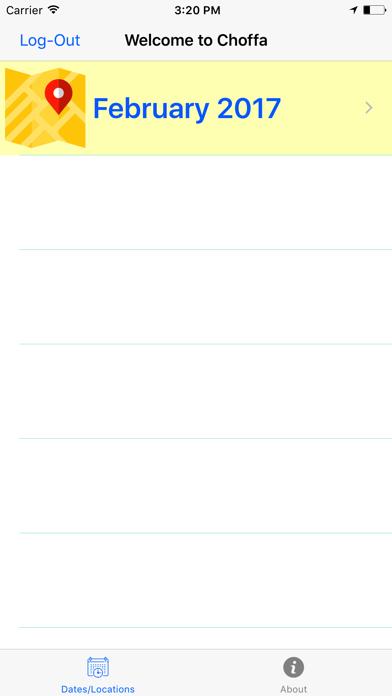 Choffa - Your personal chauffeur screenshot three