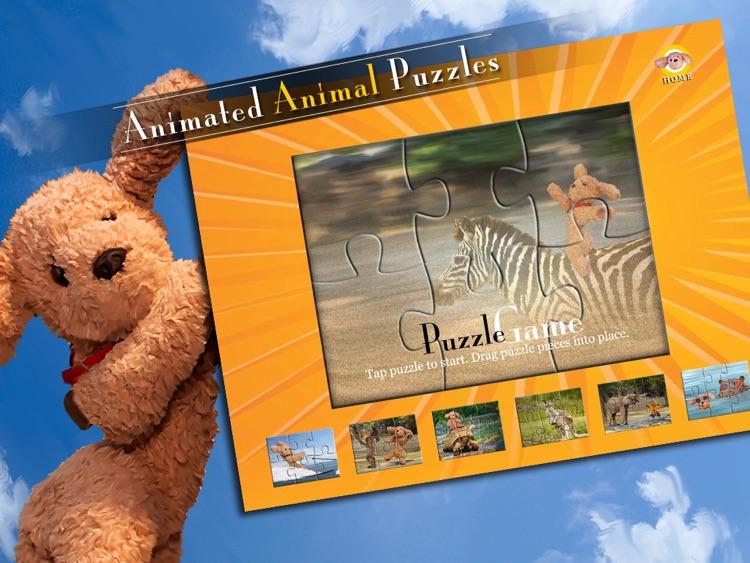 The Adventures of Puppup Zoo Games screenshot-3