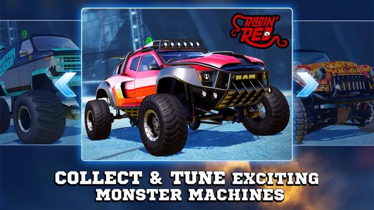 Monster Trucks Racing screenshot-3