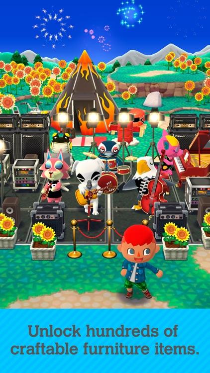 Animal Crossing: Pocket Camp screenshot-5