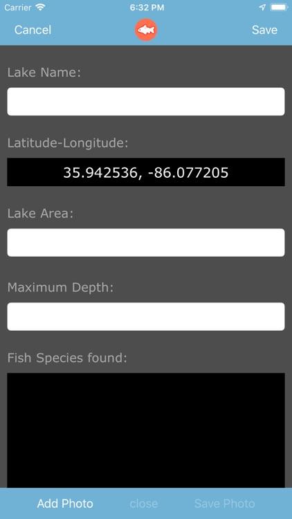 Tennessee-Kentucky Fish Lakes screenshot-4