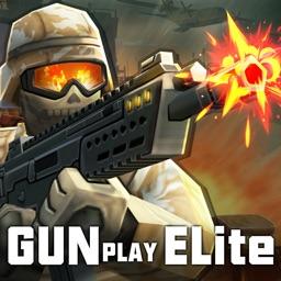 枪战射击游戏-王牌火线战争