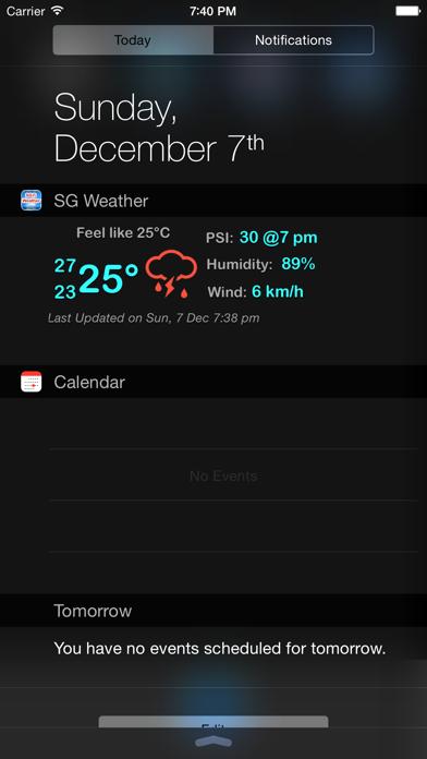 SG Weatherのおすすめ画像3