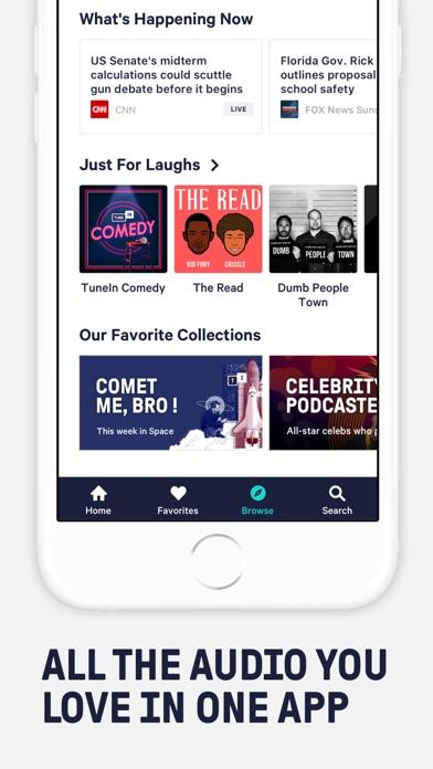 TuneIn: NBA, Radio & Podcasts