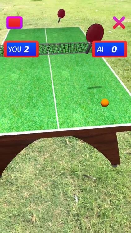 Table Tennis AR screenshot-3