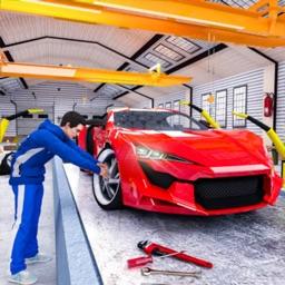 Car Builder Mechanic Simulator