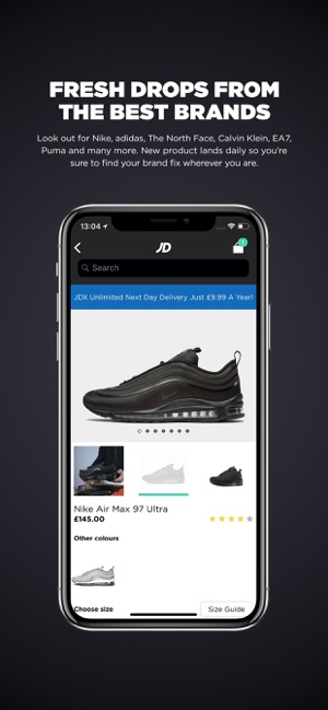 c4ef997a15  JD Sports on the App Store