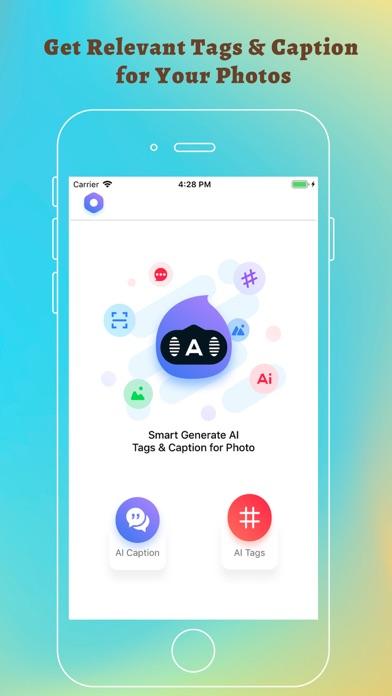 Likes Smart Captions & AI Tags app image