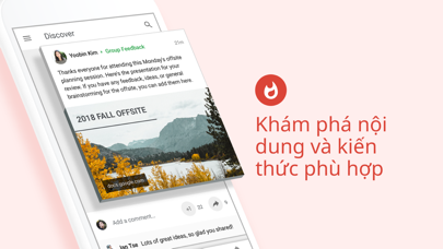 Screenshot for Google+ cho G Suite in Viet Nam App Store