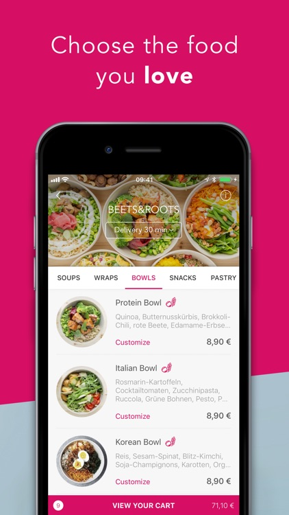 foodora - Local Food Delivery screenshot-1