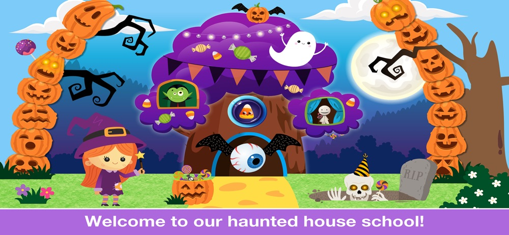 Halloween Games for Kids! Cheat Codes
