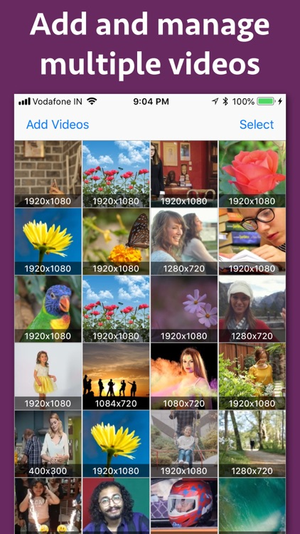 Video Blur Maker