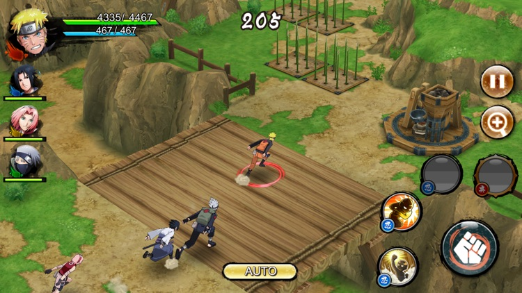 NARUTO X BORUTO NINJA VOLTAGE screenshot-5