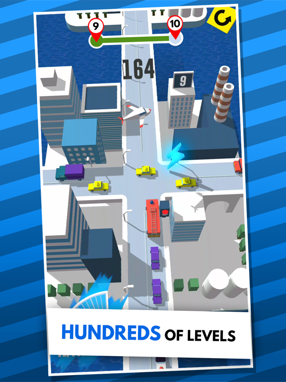 Traffic Rush 3D screenshot 9