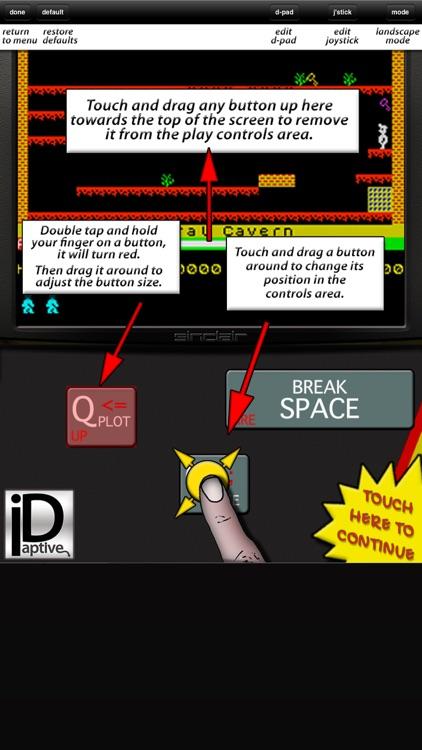 Manic Miner: ZX Spectrum screenshot-4