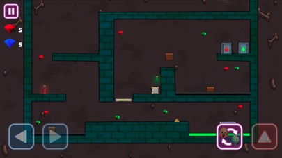 Red Granny and Green Baldi 2 screenshot 2