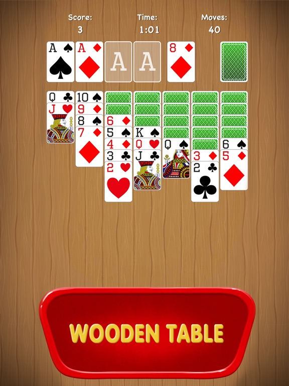 Solitaire - The Classic Look screenshot 5