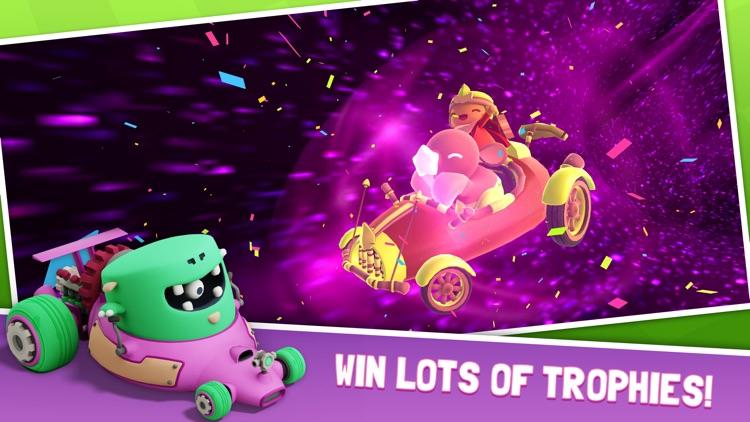 Starlit On Wheels: Super Kart screenshot-8