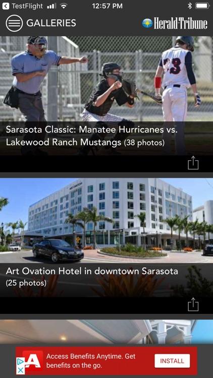 Sarasota Herald Tribune screenshot-7