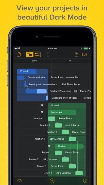 OmniPlan 3 screenshot-3
