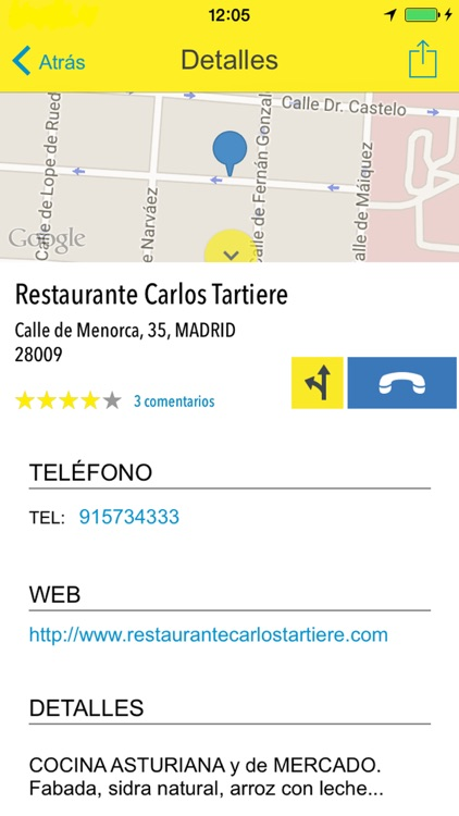 Páginas Amarillas España