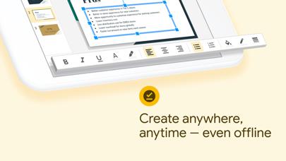 Screenshot for Google Slides in New Zealand App Store
