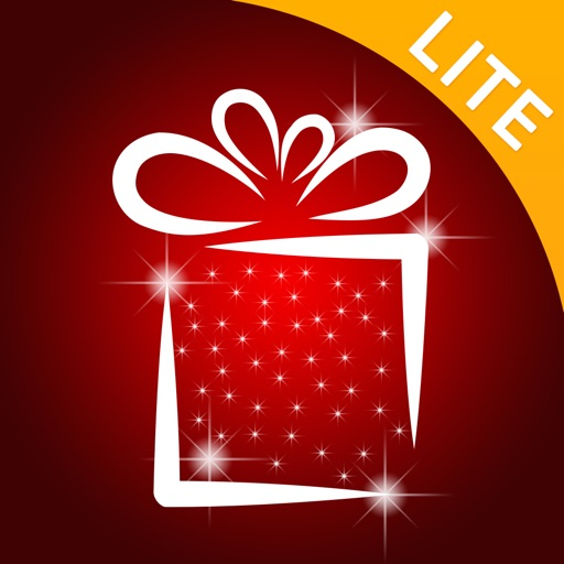 The Christmas Gift List Lite iOS App