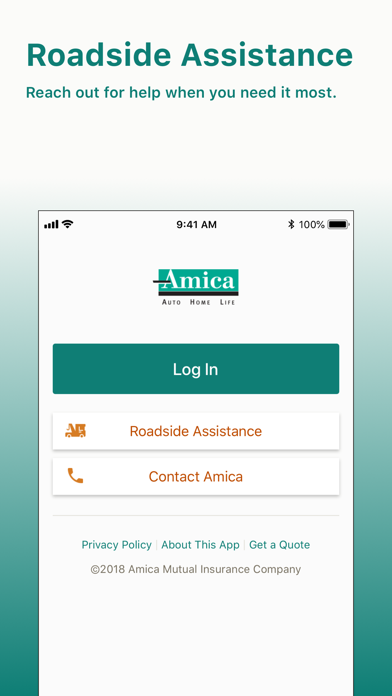 Amica Life Insurance >> Amica By Amica Mutual Insurance Company Ios United States