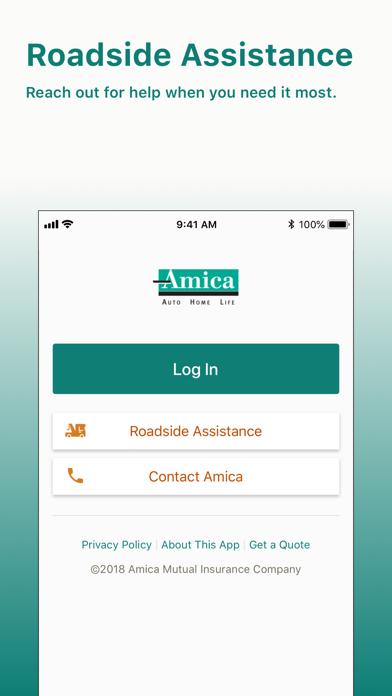Amica Insurance Company >> Amica By Amica Mutual Insurance Company Ios United States
