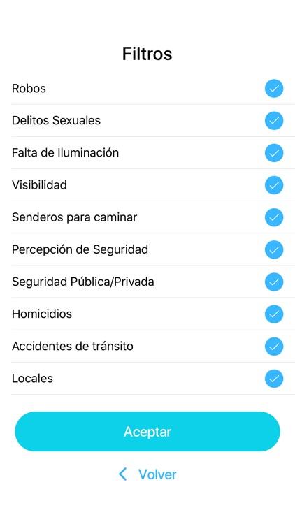 Safe Walking screenshot-4