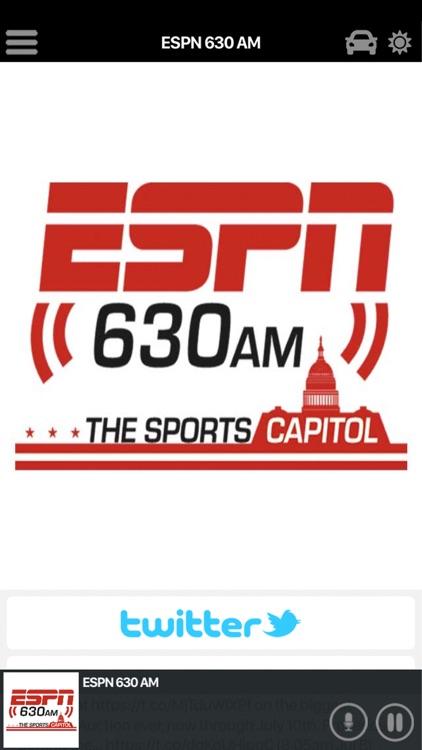 ESPN 630 AM screenshot-3