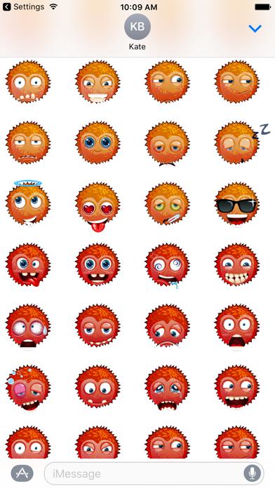 点击获取Funny emoticons - Stickers