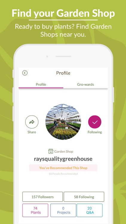 GrowIt!™ The Plant Community screenshot-8